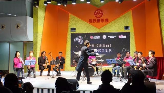 公益音乐之旅,大雪中打造属于上海市民的音乐梦